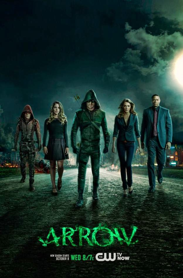 Download Arrow 3ª Temporada