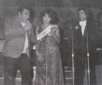 José Luis Rodríguez y Lila Morillo