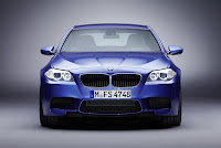 BMW M5 (2012) Front