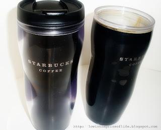 Starbucks Coffee Black Tumbler
