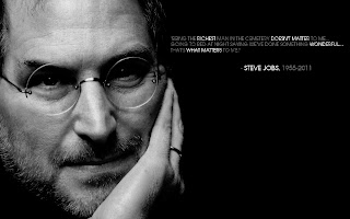Apple Inc. Co-founder and CEO Steve Jobs Quote HD Wallpaper