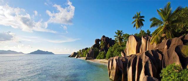 anse union, seychelles, la digue, Best beach in the world