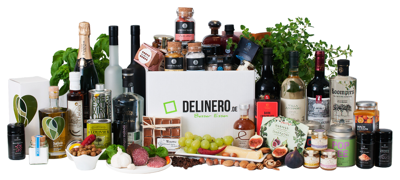 Delinero Box