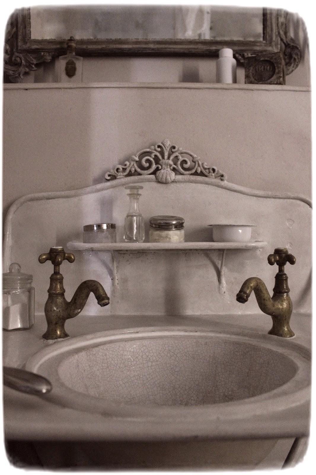 M as vintage ein waschtisch aus belgien - Vintage waschtisch ...