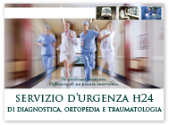 Servizio d'Urgenza h24
