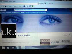 A.K.A. Models (on Facebook, too!)