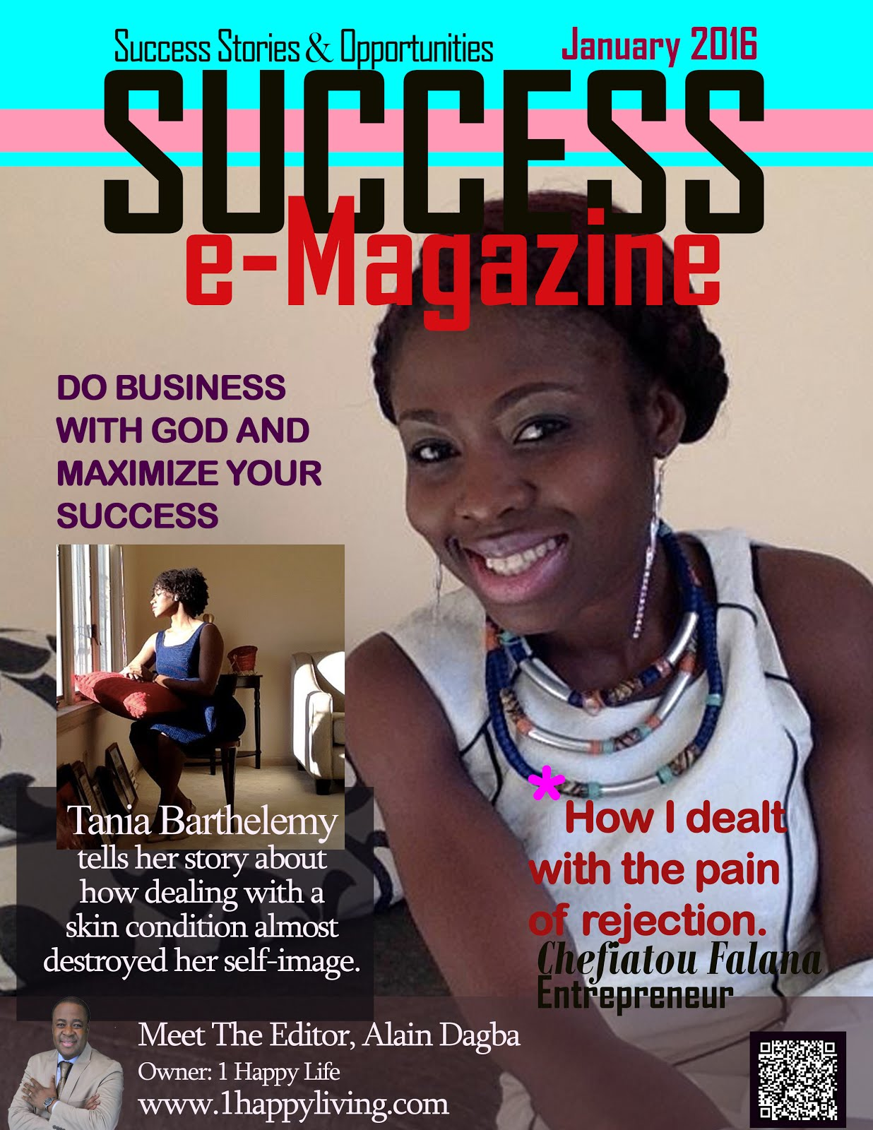 Success eMagazine January 2016 Release