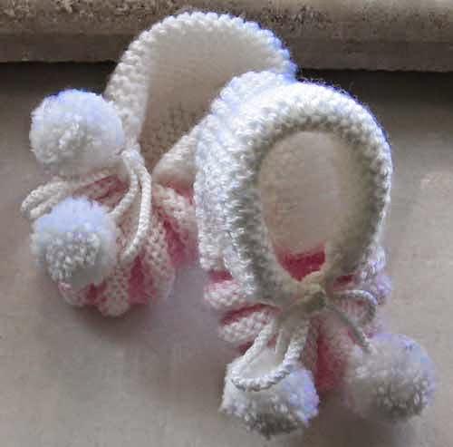 bebek patiği örneği