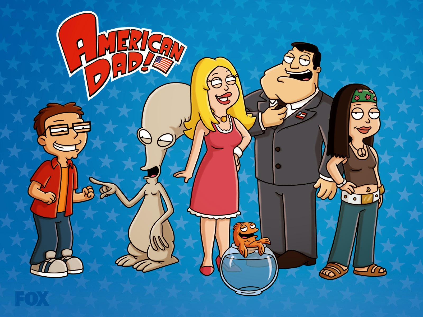 american dad wallpapers - photo #9