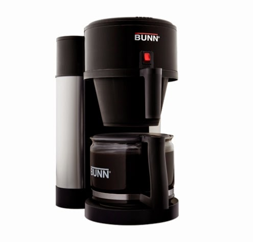 Bunn coffee maker Features
