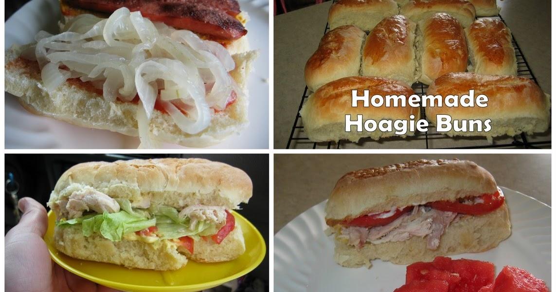 Hot Dog Buns No Slit
