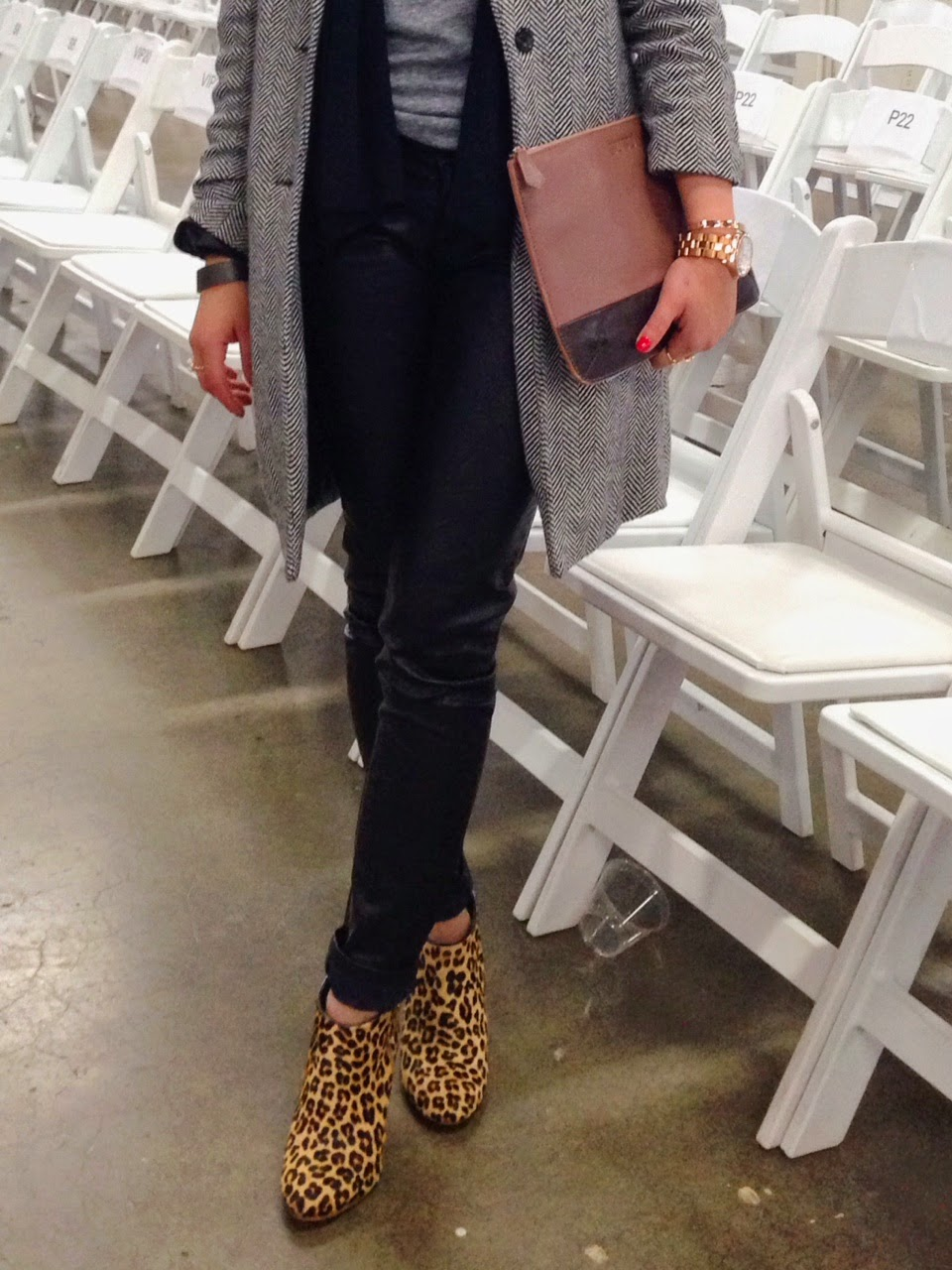 susu handbags portland fashion week blogger what i wore today