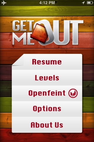 Get Me Out Free App Game By Manna