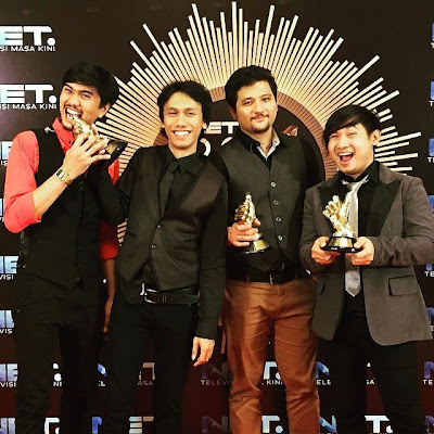 INDONESIAN MUSIC AWARD 2015