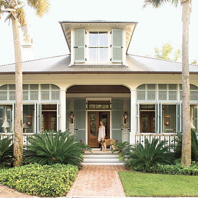 J 39 adore decor low country style for Coastal cottage style homes