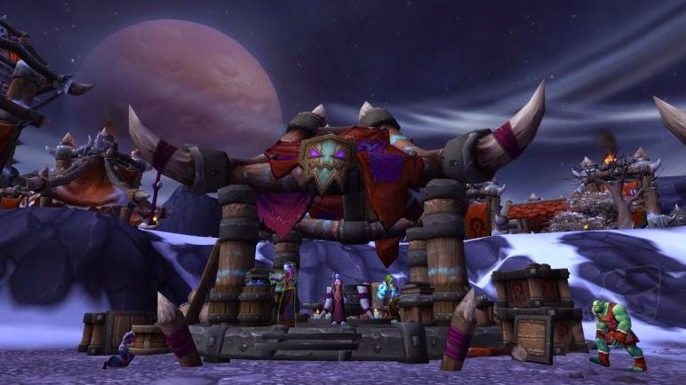 Enchanter's Study - Building - World of Warcraft