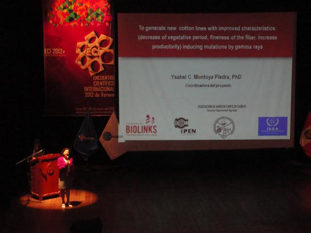 ENCUENTRO CIENTIFICO INTERNACIONAL ECI 2012 V