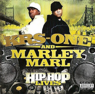 KRS-One & Marley Marl – Hip Hop Lives (CD) (2007) (320 kbps)