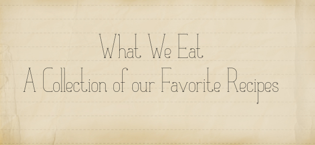 What We Eat-Friends