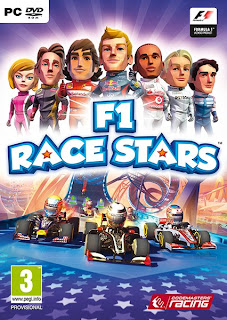 Free Download F1 Race Stars PC Game Full Version Cover