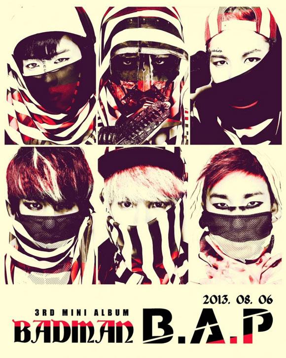 B.A.P không coi EXO là đối thủ 1