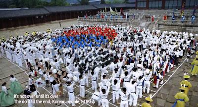 Psy Korea South Korean flag