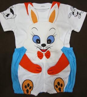 model baju bayi 4 bulan