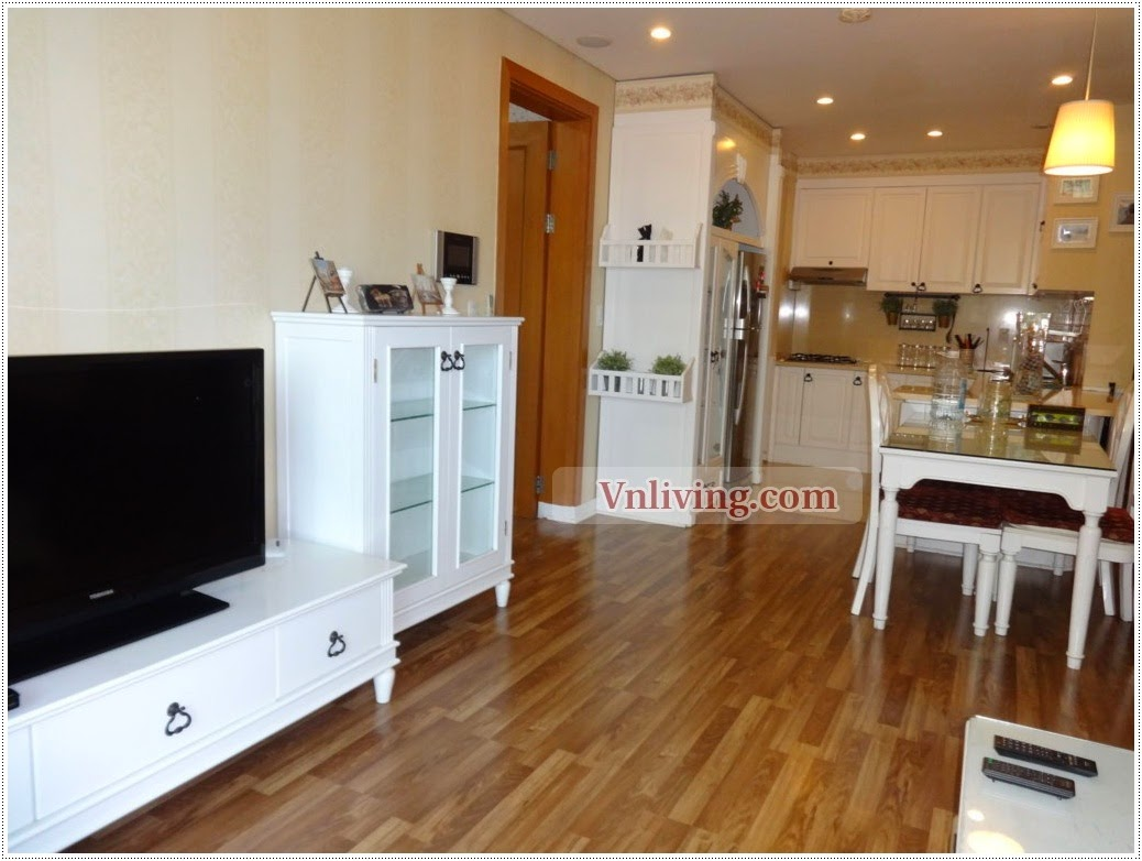 Apartment for rent at Saigon Pearl