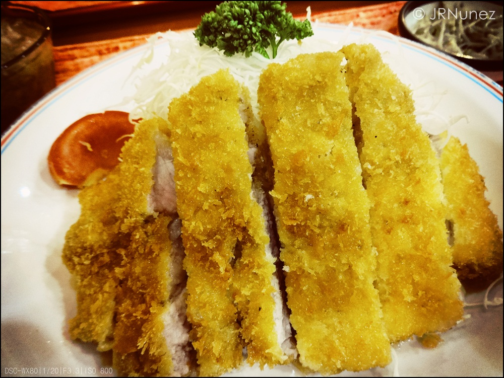 Food trip tonkatsuya japanese food lgf palm tower for X uv cuisine