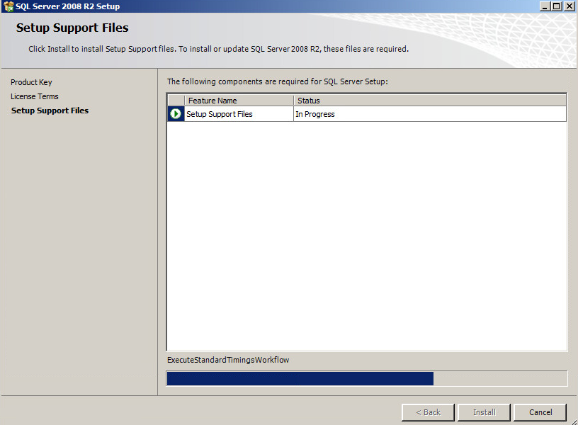 how to open mdf file in sql server 2008 r2