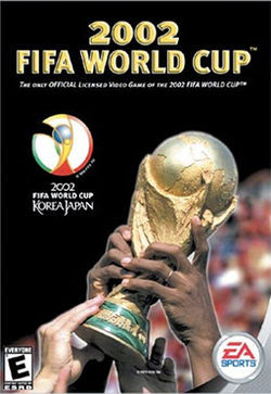 Fifa World Cup 2002 Cover