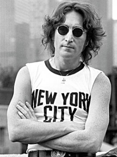 JOHN LENNON NEW YORK CITY