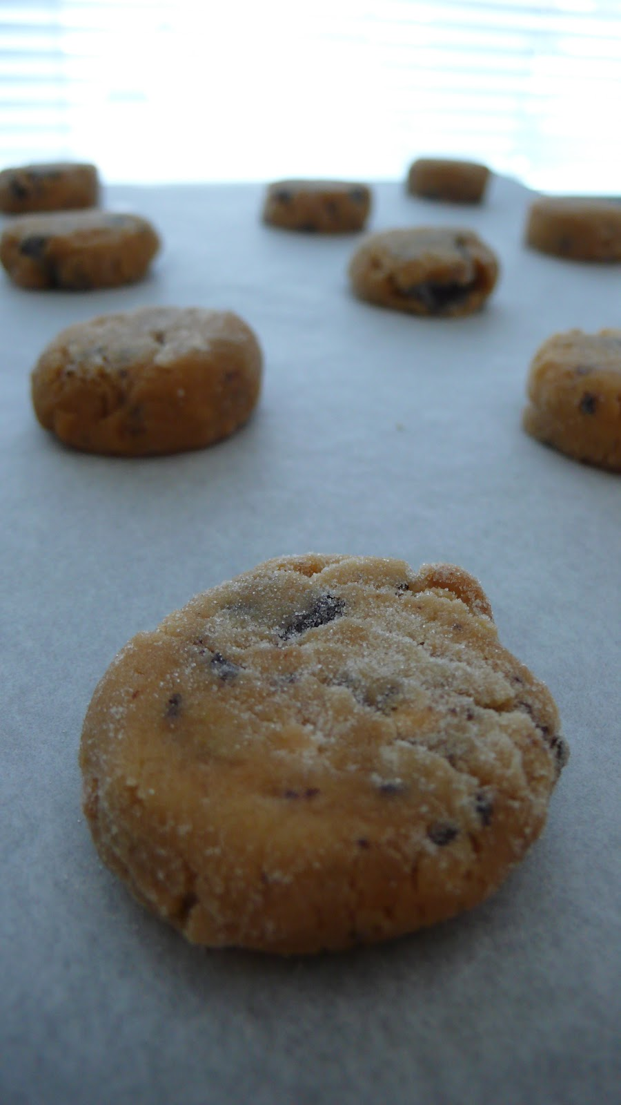 Dough and Batter: peanut butter chocolate chip cookies - recipe #3 ...