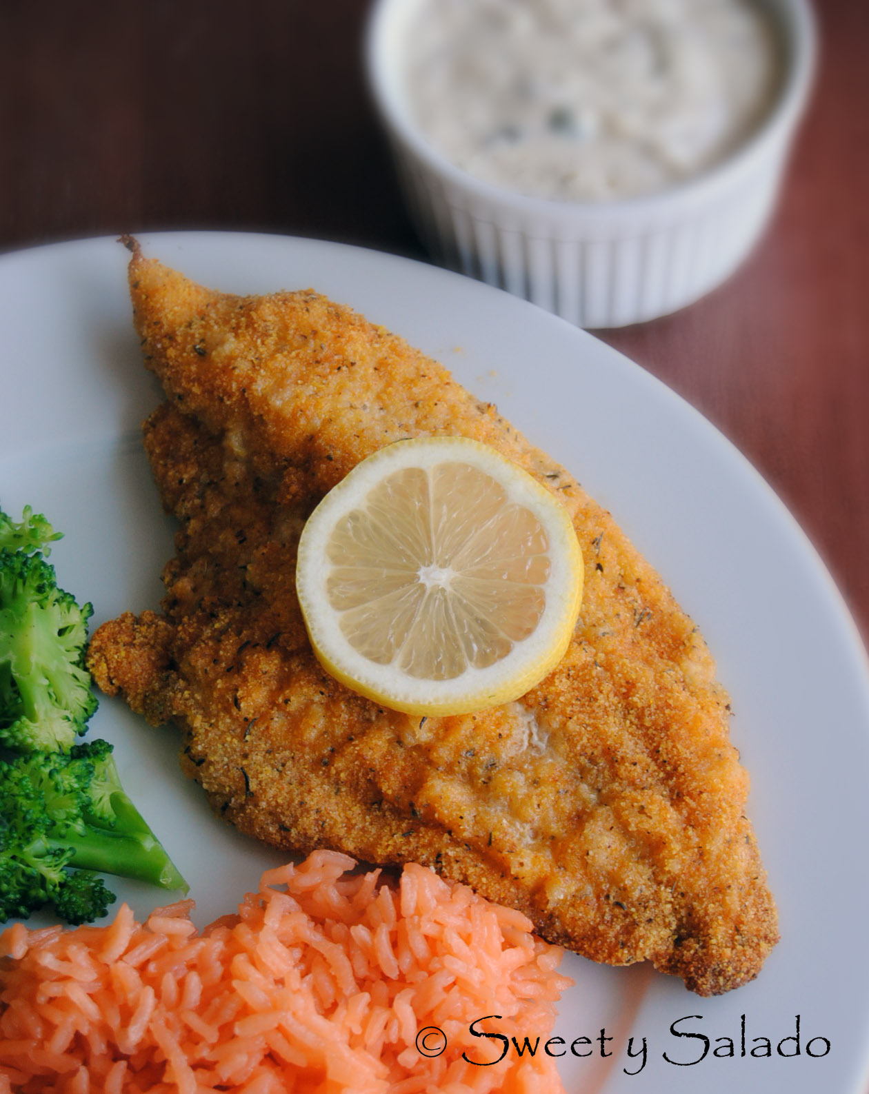 Sweet y Salado: Oven Fried Catfish
