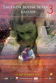 11 SEPT 2014 - LAGENDA BUDAK SETAN 3 : KASYAH