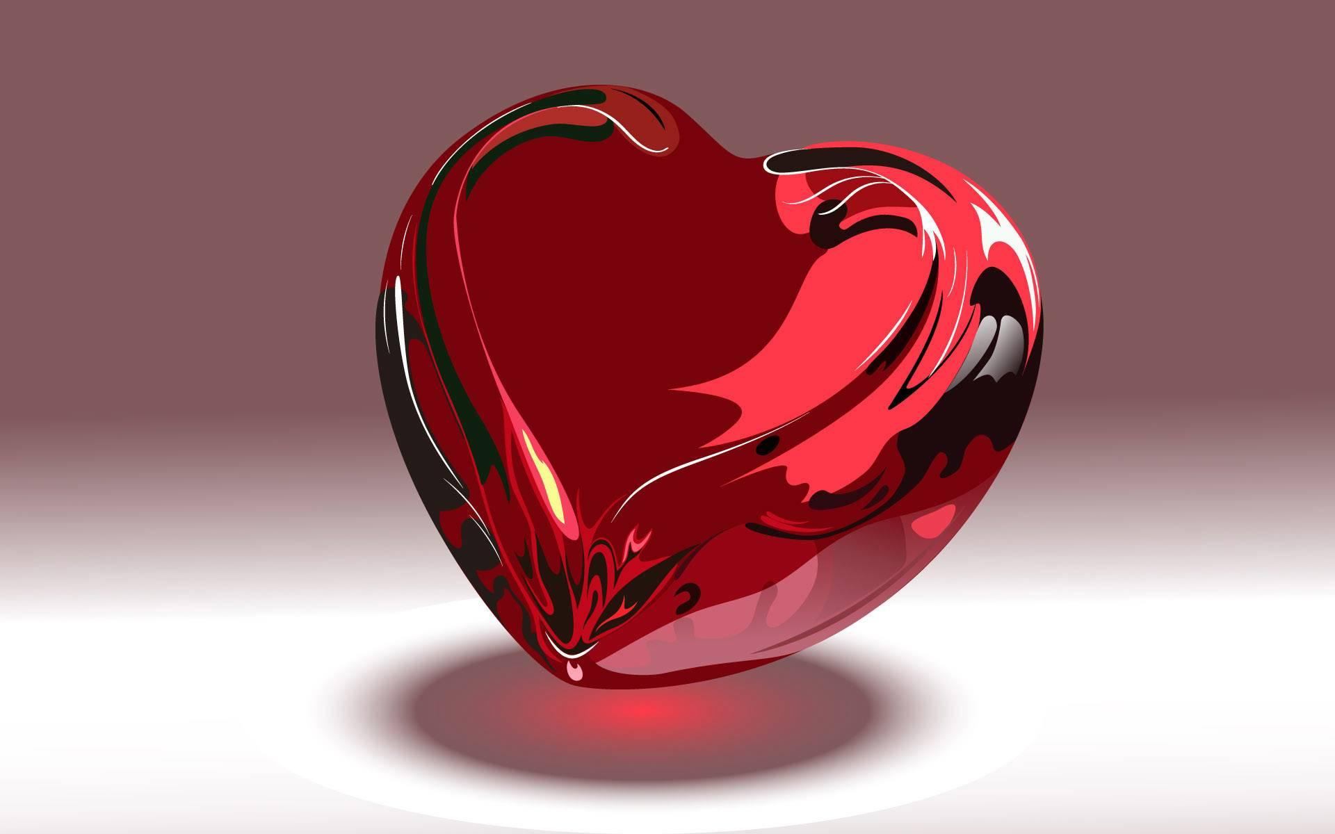 Beautiful Heart Wallpapers - WallpaperSafari