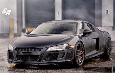 Modified Audi R8 2013