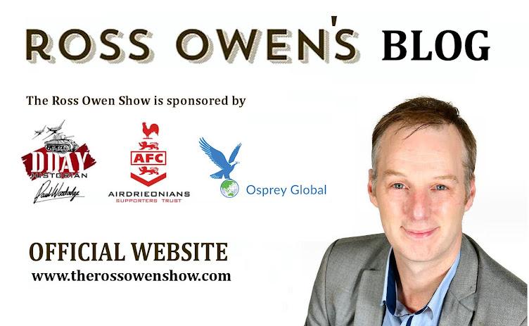Ross Owen's Blog