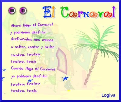 el carnaval letra: