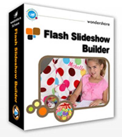 Portable Wondershare Flash SlideShow Builder 4.3 (Eng) Год выпуска: 2007 Ве