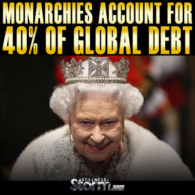 Monarchies Account for 40% of Global Debt - Standard & Poor's  Monarchies%2Baccount%2Bfor%2B40%2525%2Bof%2Bglobal%2Bdebt