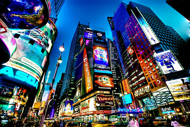 Times Square_Wallpaper_hd