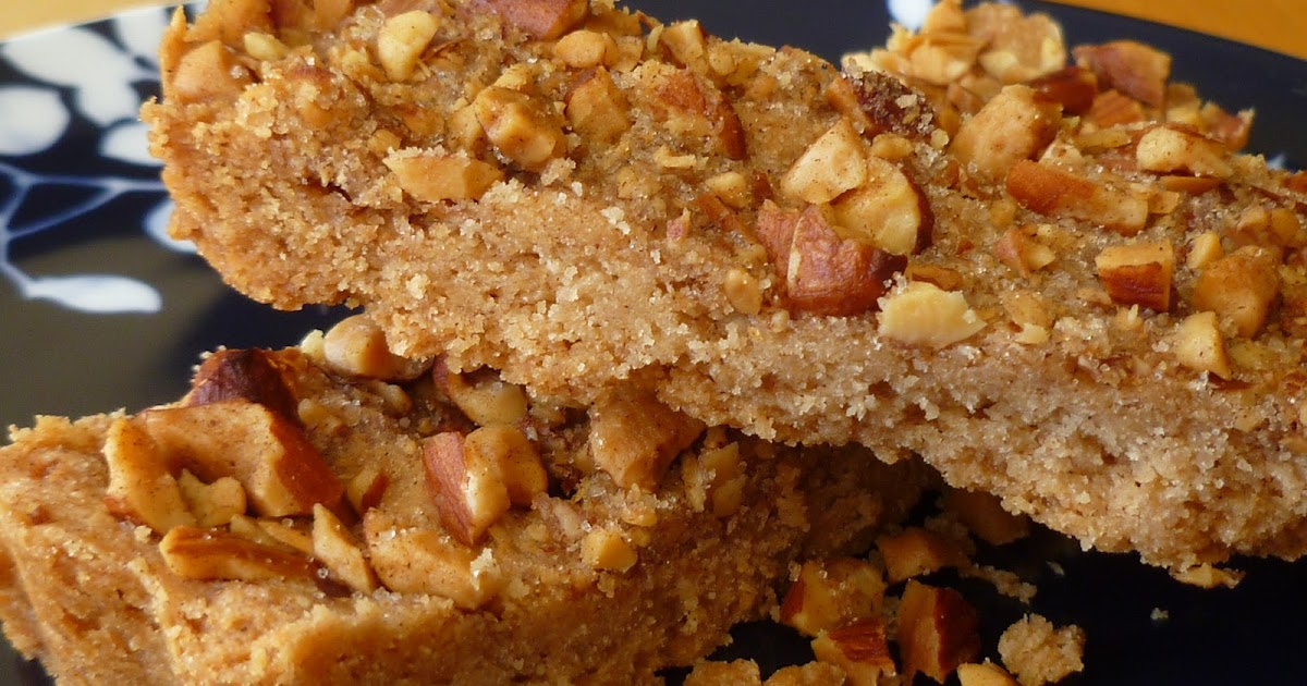 The Pastry Chef's Baking: Cinnamon Nut Crunch Shortbread