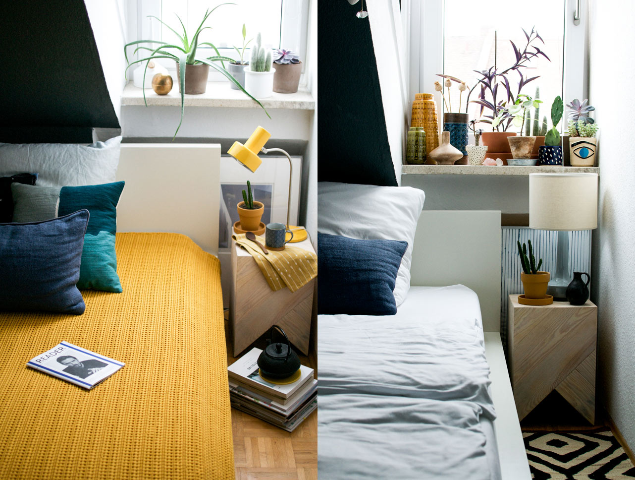 Antes y despu s en la decoraci n de estos 10 dormitorios - Decoracion y hogar ...
