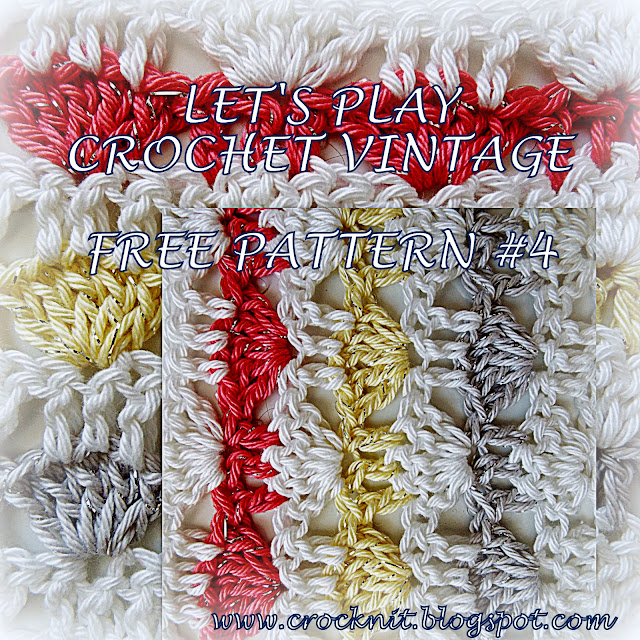 free crochet patterns, alternating shells, how to crochet, fans,