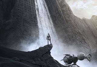 """Cena do filme """"Oblivion"""""""