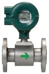 Industrial Magnetic Flow Meter - Yokogawa