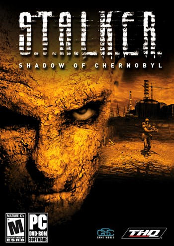 S.T.A.L.K.E.R Shadow of Chernobyl PC Full Español