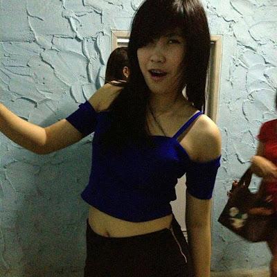 Foto Gadis Binal Tetek Gede Telanjang