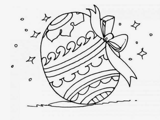 Huevos de Pascua para Colorear, parte 3